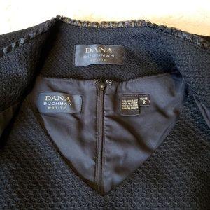 NWT Dana Buchman wool dress suit 2 petite gifts